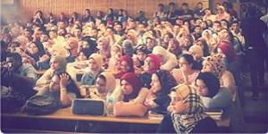 "New Students Orientation Of ""Sonaa Al-Hayat"" Club"