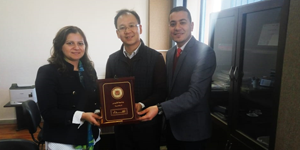PUA signed a new agreement with Hunan University- China