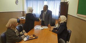 Cooperation Protocol Between Pharos University and El-Zahraa International School