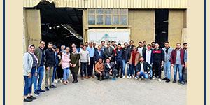 A Field Trip to Alex Steel Factory