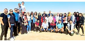 A Field Trip to Siwa Oasis
