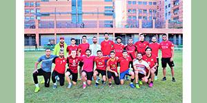PUA Played a Preseason Friendly against Alexandria University